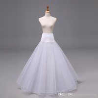 New Arrivals Bridal Wedding Dress A- line Petticoat Underskir...