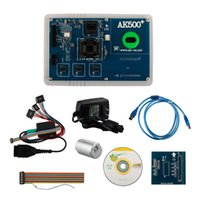 New Released AK500+ Key Programmer For Mercedes Benz With EI...