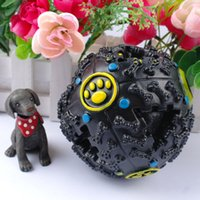 Dog Cat Chew Squeaky Toy Pet Squeaker Toys Trumpet Sound Lea...