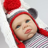 Reborn Dolls Collection Handmade Realistic Silicone Alive Baby Alive Doll Kits 20 pouces 50 cm Barbies Dolls