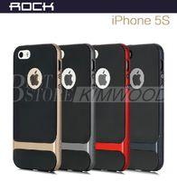 Pour Bumper Retour Hard Cover iPhone6 Rocher Neo Hybrid Pour de téléphone portable iPhone 6 Plus 6+ 5 5s note 4