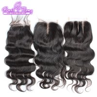 Indian Malaysian Peruvian Brazilian Body Wave Human Hair Lac...