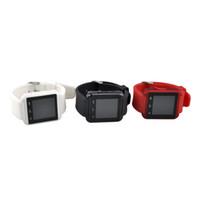 U8 Montres-bracelets Bluetooth U8 Smartwatch Montres-bracelets Avec Altimètre Pour iPhone 6 Samsung S6 Note 5 HTC Téléphone Android gratuit DHL de kindboy