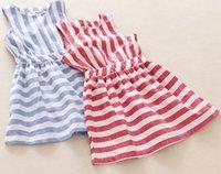 For Big Girls Dresses 2015 Summer Kids Clothes Children Euro...