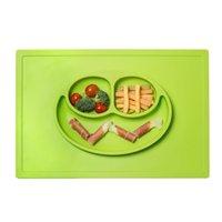 Hot Ezpz Happy Mat Baby MealMat Feeding placemat grade silic...