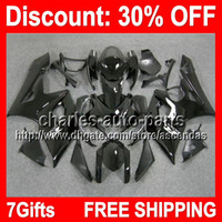 7gifts ALL Black Full Fairing Kit For SUZUKI GSX- R1000 K5 05...