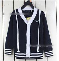 New Fashion Children Clothes Boys Crochet Cardigan Sweaters ...