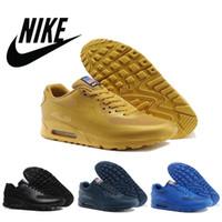 Free Shipping 2016 Nike MAX 90 National Flag American Men ru...