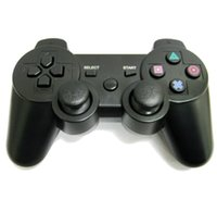 Wireless Bluetooth Sixs Controller For PS3 Dual remote black...