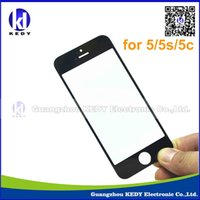 100pcs lot Front Outer Glass LCD Screen Replacement Lens Rep...