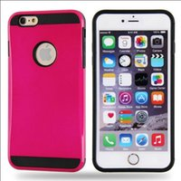 ShockProof Heavy Duty TPU Plastic Hard Back Case For iPhone ...