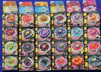 wholesale Beyblade 24 pcs Rapidity Beyblade Metal Fusion Bey...