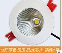10W downlight LED fog lamp High power LED downlight