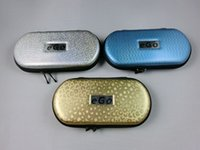 Hot Sale Leopard styler Colorful EGO Case with Zipper Large ...