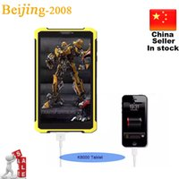 """2015 New Design 7"""" Tablet PC MTK6572 Dual core 3G Phone..."""