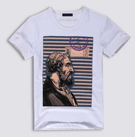 2015 men' s short sleeve t shirts fashion print t shirt ...