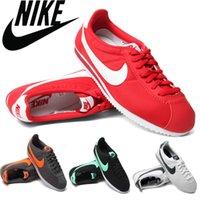 Nike classic cortez nylon shoes 2016 cheap outdoor retro ath...