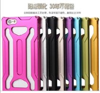 Luxury Transformers All Metal Bumper Back Case Shell Cover f...