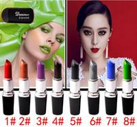 Luxury Multi Colors Lipstick Vampire Grape Purple Dark Black...