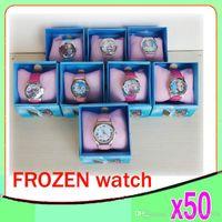 2014 HOT SALE FROZEN children watch Boxed children birthday ...