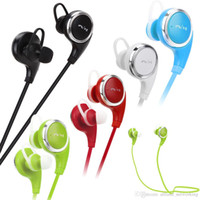 US Stock! QY8 Wireless Bluetooth4. 1 Headset Mini Sport Stere...