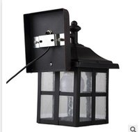 Induction lamp, solar lamp wall hanging solar lamp body wall...
