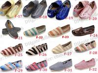 Dorp отправка размер 35-45 Оптовая Brand Мода Женщины Твердые блестки Квартиры обувь кроссовки женщин и мужчин холст обувь повседневная обувь Мокасины