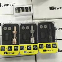 4 Colors UWELL CROWN Sub Ohm Tank Temperature control Duall ...