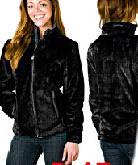 2016 New Women Fleece Osito Jacket Fashion Female Pink Ribbo...