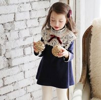 Hollow Lace Butterfly Mandarin Collar Long Sleeved Velvet Ch...