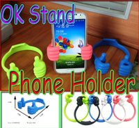 multipurpose cell phone holder Beautiful color OK Stand for ...