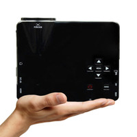 proiettore full hd Mini Video LED TV Beamer proiettore 1080P per Home Theater Cinema con HDMI Proiettori / AV / VGA / SD / USB V712
