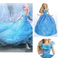 Cinderella Frozen Pre- order Princess Lace Formal Dresses Par...