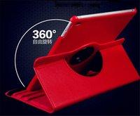 Para ipad Pro elegante de cuero del sueño de la cubierta de la PU giratoria Caja protectora de la tableta para Apple Ipad Pro alta calidad