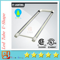 UL cUL Approved + 22W 2ft U- Shape T8 Led Tube Lights 6 Inch ...