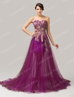 Grace Karin 2015 Newest Fashion Sexy Strapless Soft Tulle Ba...