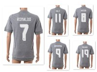 Thai Quality Soccer Top Football Tops 7# RONALDO Athletic Aw...