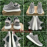 Free Drop Shipping Authentic Original Kanye West YZY Yeezy 3...