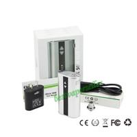 Eleaf Istick 50W Kit Express Simple Simple Pack Sub Ohm Batterie vs Sigelei Kbox 40W DOVPO ESP Mini 30W Watt Box Mod