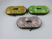Hot Selling Leopard styler Colorful EGO Case with Zipper Lar...