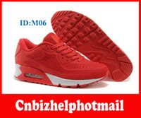 2015 top quality mens max 90 running shoes athletic air trai...