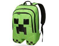 Minecraft Backpack Game My World Children School Bags Kids B...