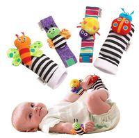 New arrival baby rattle baby toys Lamaze plush Garden Bug Wr...