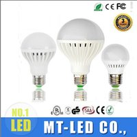 x10pcs Energy Saving SALE 110V 220V LED Bulbs E27 B22 Lights...