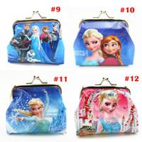 28 Designs 3D Cartoon Frozen peppa Sofia Princess Girls Coin...