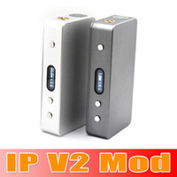 IPV2 Box Mod IPV 50W Box Mod By Pioneer 4you Mechanical Mod ...