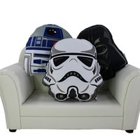 Star Wars Plush dolls 35cm Stormtrooper R2- D2 Darth Vader Pl...