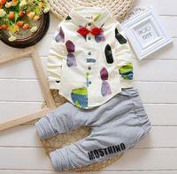 2016 Spring Autumn Children Clothing 2pcs Set Gentleman Boys...