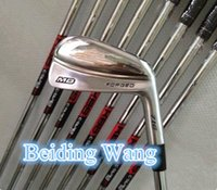New Sale Golf Irons MB 716 Golf Forged Irons With Steel R Fl...