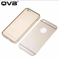Aluminum Metal Bumper Case With Acrylic Back Case Cover For ...